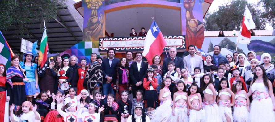 Lanzan en escuela de Diaguitas la consulta Indígena 2018 en la Región de Coquimbo