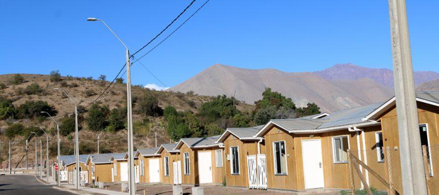 Para el mes de agosto se espera la entrega de las casas de Villa San Rafael de La Viñita