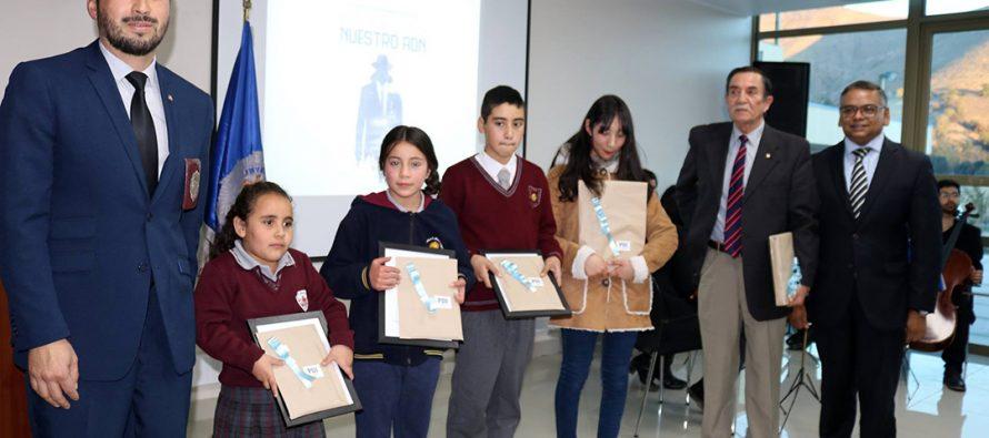 Más de un centenar de participantes tuvo la 4ta versión del concurso literario de la PDI en Vicuña