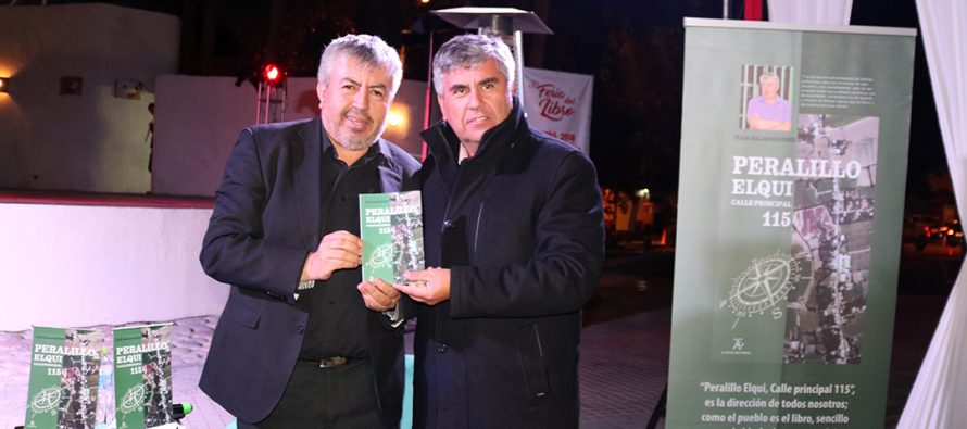 Escritor elquino presenta el primer libro de su trilogía denominada Peralillo Elqui