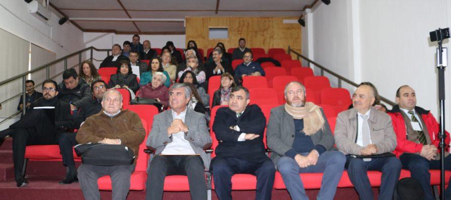 Secretarios municipales de todo el país revisan normativa y analizan experiencias en Vicuña