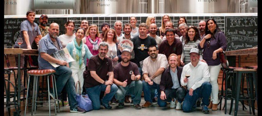 Empresarios cerveceros de la zona visitaron Alemania para mejorar procesos productivos