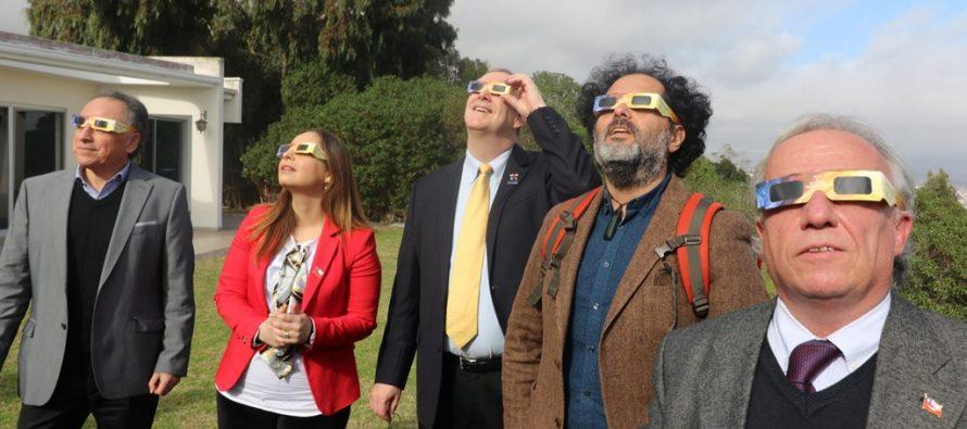 Región de Coquimbo se prepara para recibir a visitantes que observarán el eclipse solar