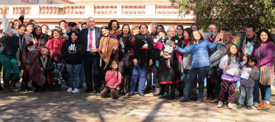 Pueblos originarios dialogan en primer encuentro para crear la asignatura de Lengua y Cultura