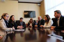 Región de Coquimbo y Provincia de San Juan reciben propuesta para implementar ruta aérea