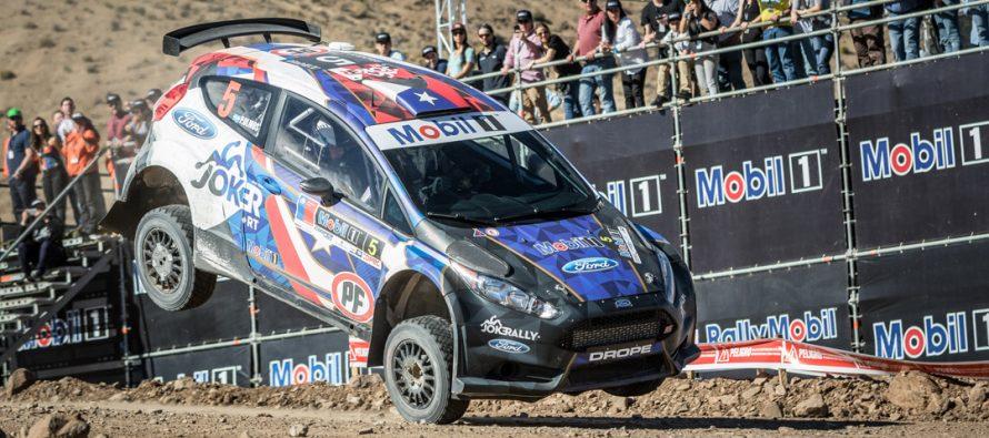 Positiva evaluación tuvieron los pilotos del RallyMobil que se desarrolló en Vicuña