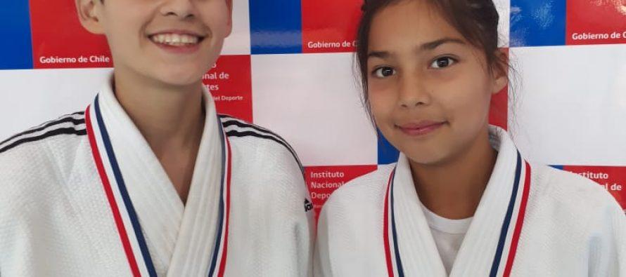 Judo Paihuano obtiene dos nuevas medallas de oro