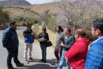 Consejo Regional prioriza financiamiento de pavimentación Horcón- Alcohuaz