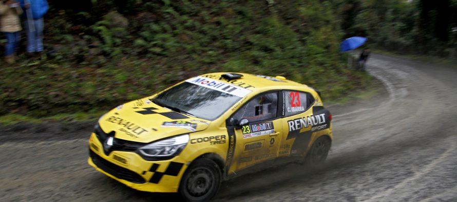 Equipo Renault llega confiado para enfrentar los duros caminos del Valle del Elqui