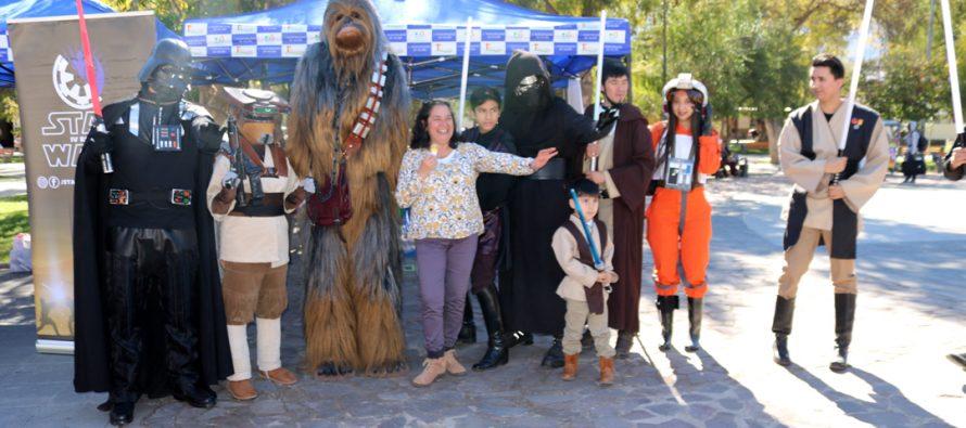 Vicuña vivió su 2do Carnaval por la Vida para los niños oncológicos de la región