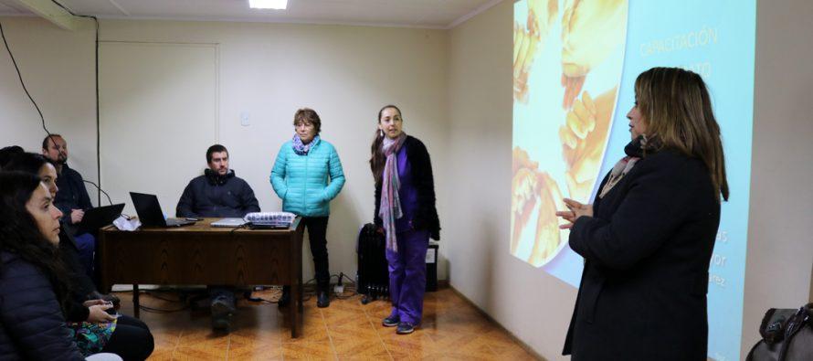 Promueven en Vicuña el conocimiento de la ley que regula el maltrato hacia el adulto mayor