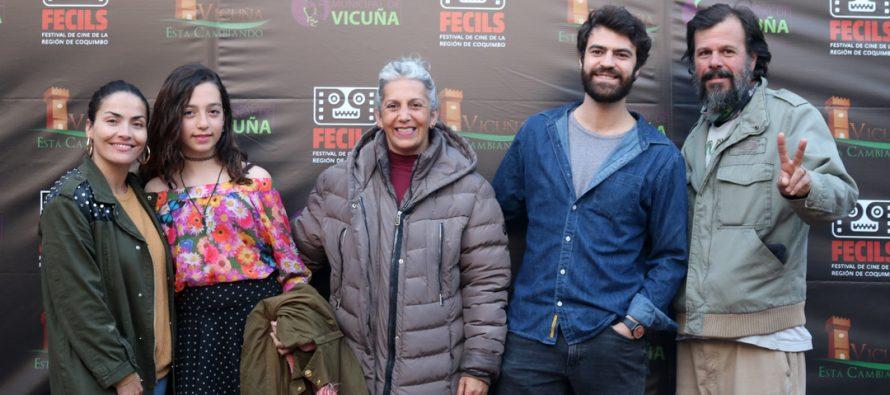 Con la presencia de actores nacionales se dio vida a una nueva versión de FECILS en Vicuña