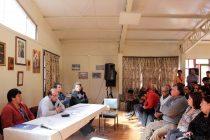 Vecinos conocen avance financiero y proyectos de APR de Pisco Elqui