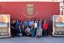 Tours operadores de la región comparten con empresas destacando atractivos de Vicuña