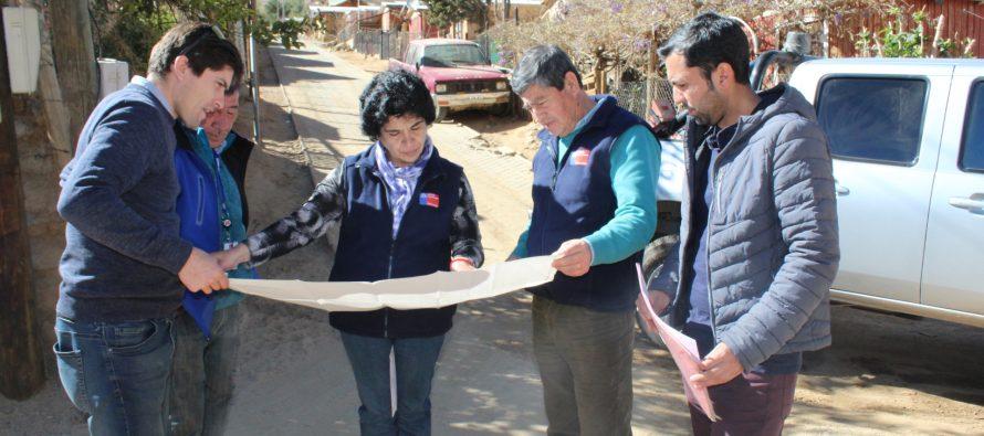Anuncian solución a problema sanitario de población «Buena Esperanza» de Horcón