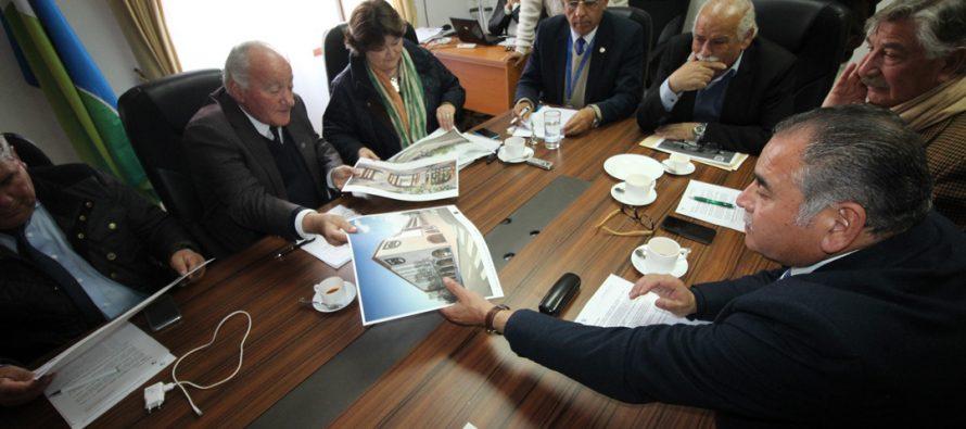 Para el 2019 proyectan inicio de la construcción del  Edificio Consistorial de La Serena en la ex CCU