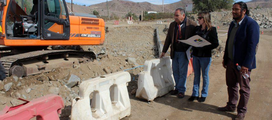 $674 millones serán invertidos para pavimentar el acceso principal a la localidad de Calingasta, en Vicuña