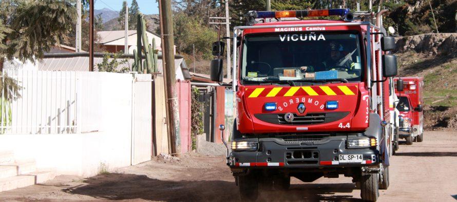 PDI investiga robo del cual fue victima bomberos de Marquesa-Talcuna.