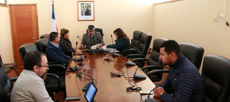 Concejo Municipal de Vicuña no pudo sesionar nuevamente por falta de quórum