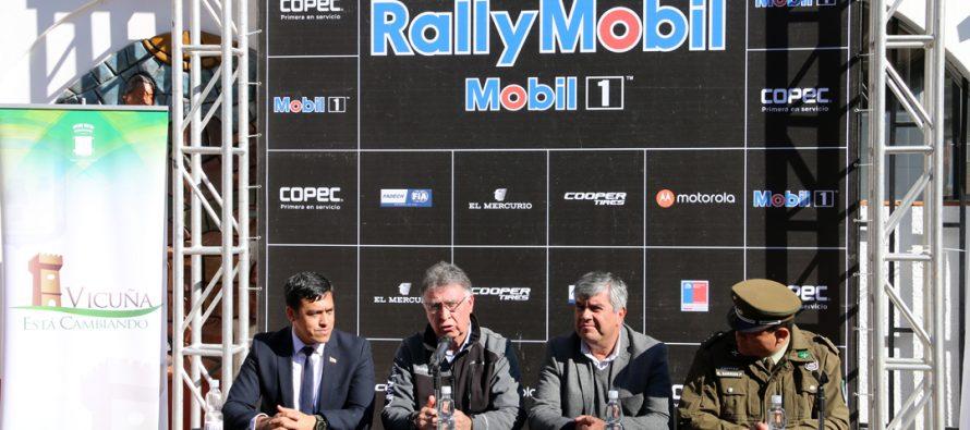 El RallyMobil se comienza a vivir en Vicuña con la realización de la cuarta fecha del campeonato