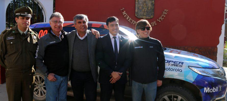 La ciudad de Vicuña ya está lista para recibir una competencia clave y espectacular de RallyMobil