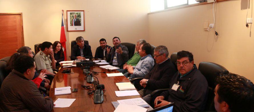 Coordinan acciones para un mejor servicio de movilización en la Pampilla de San Isidro