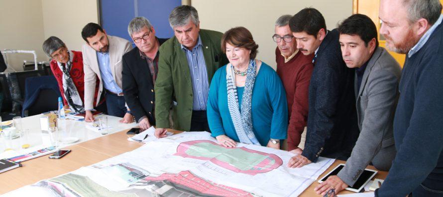 Llamarán a una segunda licitación la construcción del Estadio Municipal de Vicuña