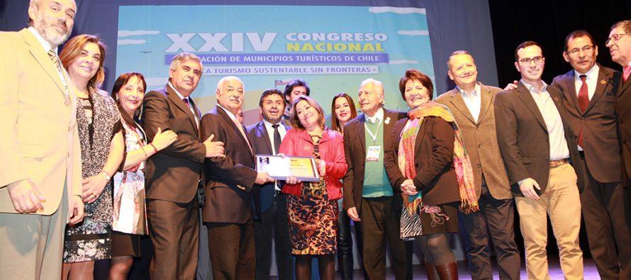 En Arica se desarrolla el XXIV Congreso de Municipios Turísticos de Chile en el que participan Vicuña, Paihuano y La Serena