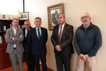 Resaltan el valor de las cooperativas en visita del presidente del foro mundial de las vitivinícolas