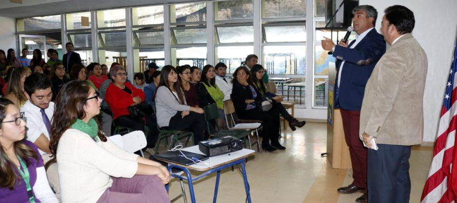 Comunidad educativa del colegio de Perallilo recibió positivamente noticia de ampliaciones