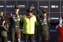 Team Renault superó las complejidades de Vicuña y se ubica en el podio de la R3