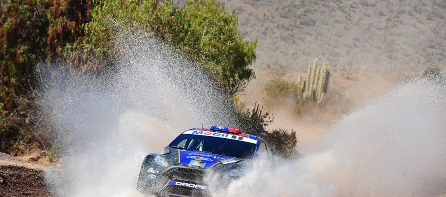 Hermanos Heller ganadores en RallyMobil de Vicuña