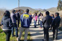 Realizan fiscalización ante denuncias de robo de agua en localidad de Gabriela Mistral de La Serena