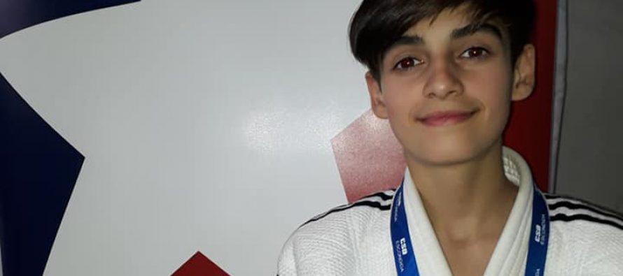 Deportista de Paihuano es seleccionado nacional de judo para Campeonato Sudamericano de Ecuador