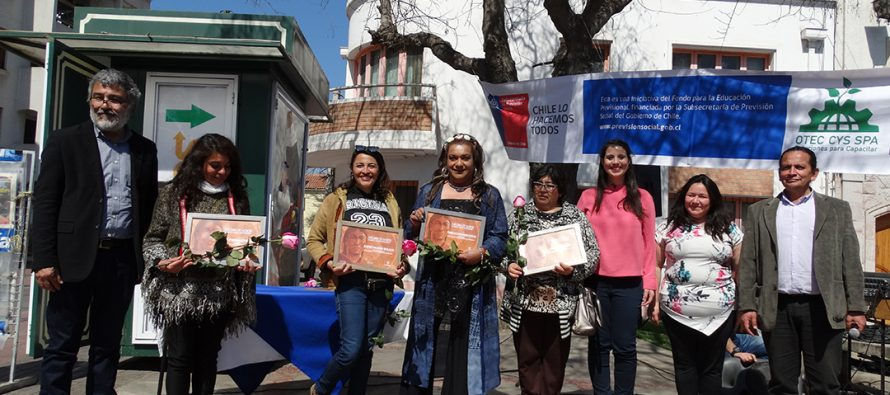 10 mujeres son reconocidas en la conmemoración del Día de la Mujer Indígena en La Serena