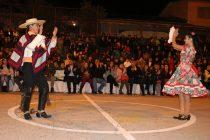 Con reconocimiento a autoridades y deportistas Calingasta celebró sus fiestas patrias