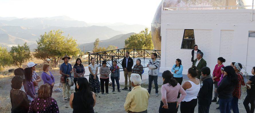 Celebran el Día de la Mujer Indígena con diversas actividades en el observatorio Mamalluca