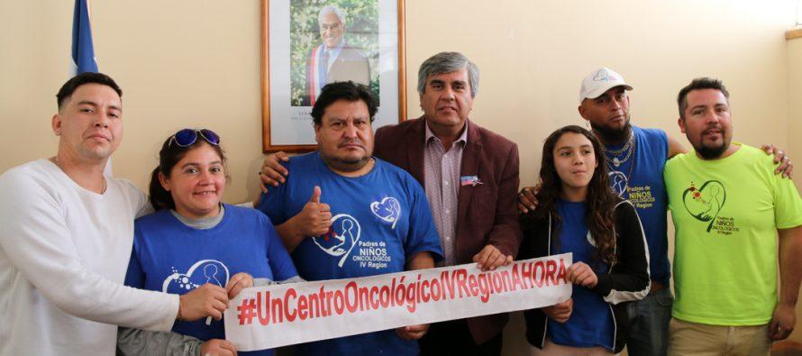 Valoran anuncio de construcción del Centro de Oncología en nuevo Hospital de La Serena