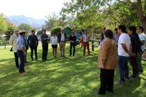 Consejo Regional priorizará recursos para mejoramiento del estadio municipal de Paihuano