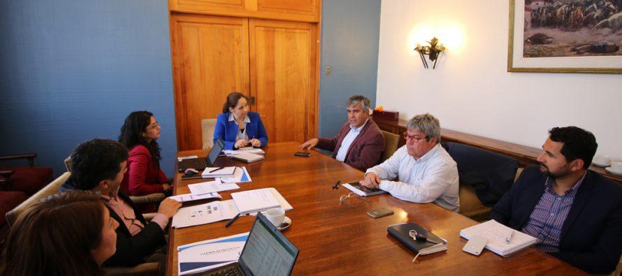 Municipio de Vicuña y Gobierno Regional de Coquimbo proyectan inversiones para la comuna