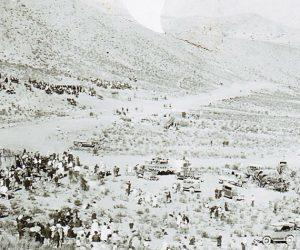 Pampilla de San Isidro 1900