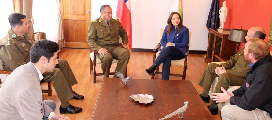 Invertirán en la remodelación de la Comisaría de Vicuña y la Tenencia de Paihuano