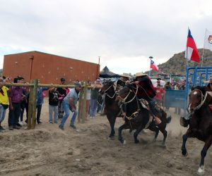 Pampilla de San Isidro 2018