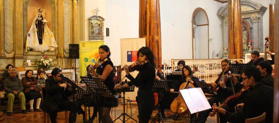 Canal 5 de Televisión transmitirá las grabaciones de los conciertos de la Orquesta Sinfónica ULS