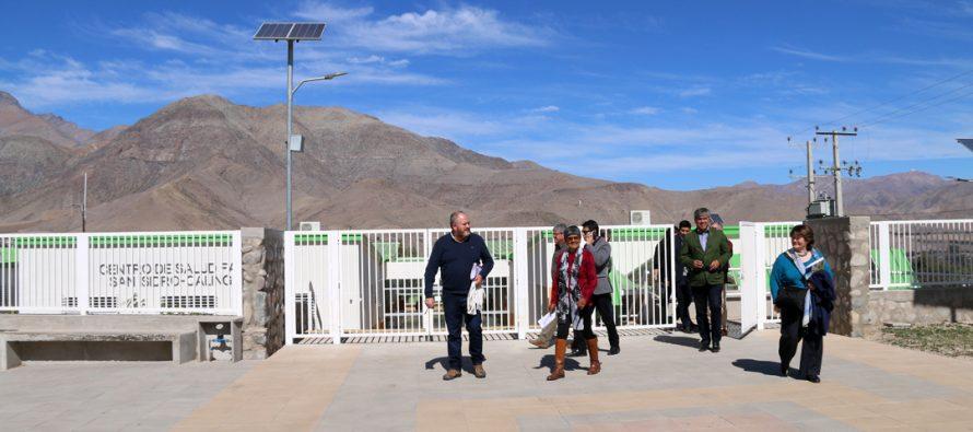 El lunes 01 de octubre comenzará a funcionar el CESFAM San Isidro-Calingasta