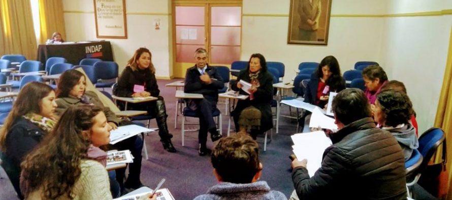 Mujeres rurales de Elqui se interiorizan acerca de los avances en temas de equidad de género