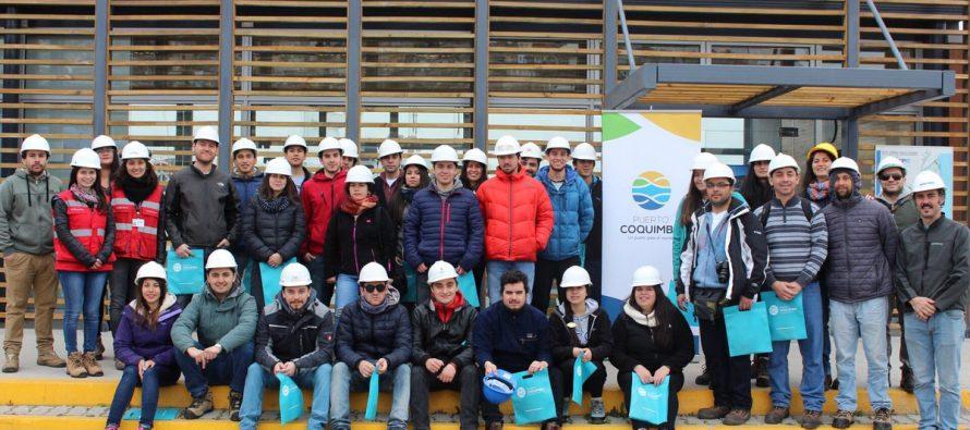 """Programa """"Conoce tu Puerto"""" invita a la comunidad a visitar el Puerto de Coquimbo"""
