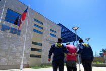 PDI detiene a sujeto por abuso sexual a una menor en microbus Vicuña-Pisco Elqui