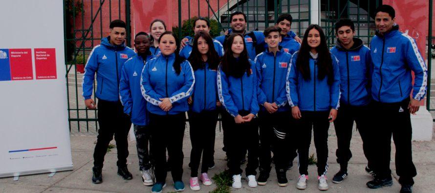 Judo de Paihuano inicia participación en Final Nacional