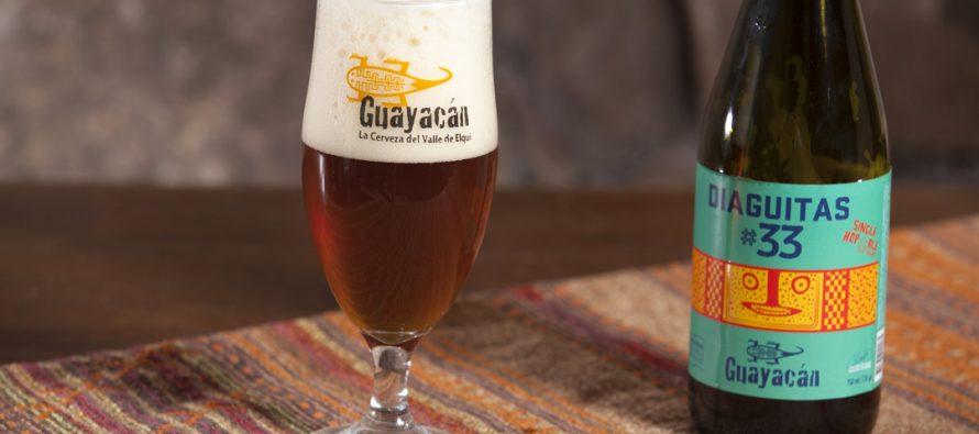 Cerveza Guayacán lanza cuarta versión de la Diaguitas #33, ahora con ekuanot